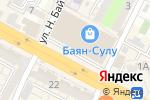Схема проезда до компании EVIM в Шымкенте