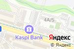 Схема проезда до компании Частный судебный исполнитель Толемiс Ж.С. в Шымкенте