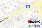 Схема проезда до компании Магазин компьютерных услуг в Шымкенте
