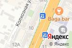 Схема проезда до компании Epson в Шымкенте