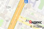 Схема проезда до компании Магазин косметики в Шымкенте
