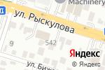 Схема проезда до компании LEMAN BET в Шымкенте