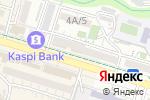 Схема проезда до компании Глобус в Шымкенте