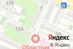 Схема проезда до компании Венера, ТОО в Шымкенте