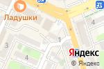 Схема проезда до компании ХИТ Компьютерлер в Шымкенте