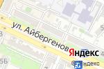 Схема проезда до компании Just в Шымкенте