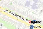 Схема проезда до компании Евро Тур-сервис, ТОО в Шымкенте