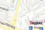 Схема проезда до компании Частный судебный исполнитель Малтабаров А.Ж. в Шымкенте