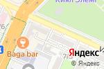 Схема проезда до компании REZOTPUSK, ТОО в Шымкенте