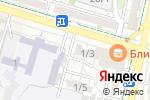 Схема проезда до компании Медицинский центр в Шымкенте
