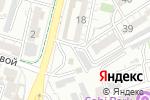 Схема проезда до компании КАЗКОМ ПОЛИС в Шымкенте