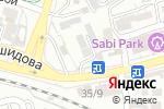 Схема проезда до компании Садық Ата в Шымкенте