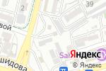 Схема проезда до компании Частный судебный исполнитель Жумалиев Н.С. в Шымкенте