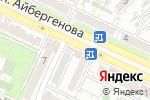 Схема проезда до компании САЯХАТ в Шымкенте