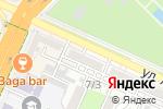 Схема проезда до компании 4mums в Шымкенте
