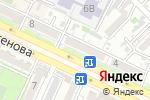 Схема проезда до компании OSKAR TOUR в Шымкенте