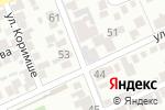 Схема проезда до компании 999 мелочей в Шымкенте