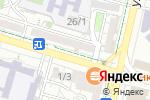 Схема проезда до компании Дентал-Сервис в Шымкенте