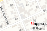 Схема проезда до компании Арман в Шымкенте