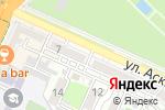 Схема проезда до компании Частный судебный исполнитель Есенбеков Е.Ш в Шымкенте