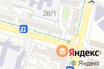 Схема проезда до компании Сервис-центр в Шымкенте