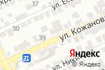 Схема проезда до компании Центр Тех OiL в Шымкенте