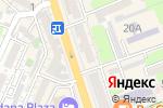 Схема проезда до компании Медея в Шымкенте