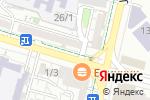 Схема проезда до компании Улыбка в Шымкенте