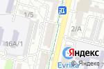 Схема проезда до компании Бибi-Мариям в Шымкенте