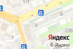 Схема проезда до компании Адвокат Аширова А.Ж в Шымкенте