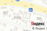 Схема проезда до компании Куан в Шымкенте