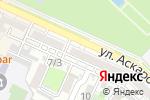 Схема проезда до компании BIOS в Шымкенте