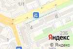 Схема проезда до компании Шанс-лото в Шымкенте