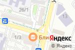 Схема проезда до компании IDN DENT в Шымкенте