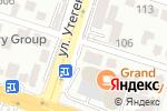 Схема проезда до компании АСЕМ, ТОО в Шымкенте