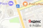 Схема проезда до компании Dalika Tour Shymkent в Шымкенте