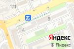 Схема проезда до компании Адвокатские кабинеты Елеусизов Е.Н., Жахаев М.Т. и Култасов М.Н в Шымкенте