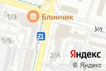 Схема проезда до компании Бутик по продаже часов в Шымкенте