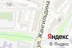 Схема проезда до компании ЭКО БИО в Шымкенте