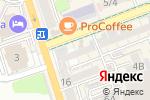 Схема проезда до компании АЗБУКА КРАСОТЫ в Шымкенте