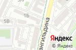Схема проезда до компании Lagmant в Шымкенте