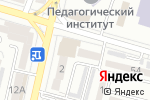 Схема проезда до компании Бутик по продаже бижутерии в Шымкенте