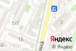 Схема проезда до компании Nika shine в Шымкенте