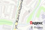 Схема проезда до компании Intelligent Mental Arithmetic в Шымкенте
