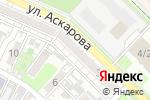 Схема проезда до компании ART Voyage Travel, ТОО в Шымкенте