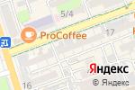 Схема проезда до компании КАПИТАЛЪ Ломбард, ТОО в Шымкенте