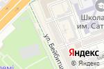 Схема проезда до компании Park AVENUE в Шымкенте