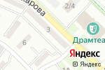 Схема проезда до компании МАО в Шымкенте