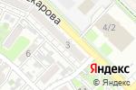 Схема проезда до компании ДЕМЕУ-К, ТОО в Шымкенте