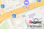 Схема проезда до компании ЮЖНОЕ в Шымкенте